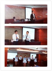 专家评审坐镇指导 青年律师积极参与——市律协举行青年律师五四文化汇演初选评审会